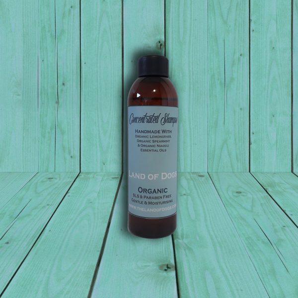 Lemongrass, Spearmint & Niaouli - Concentrated Shampoo