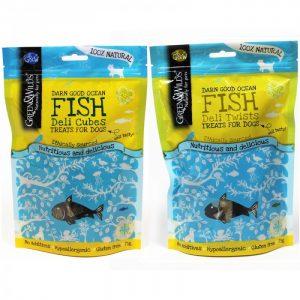 Fish Deli Cubes
